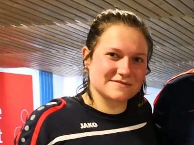 Christina Kothmeier erzielte beim Sieg des SGE-Mixed-Teams gegen Friedrichshofen mit 529 Holz das beste Ergebnis