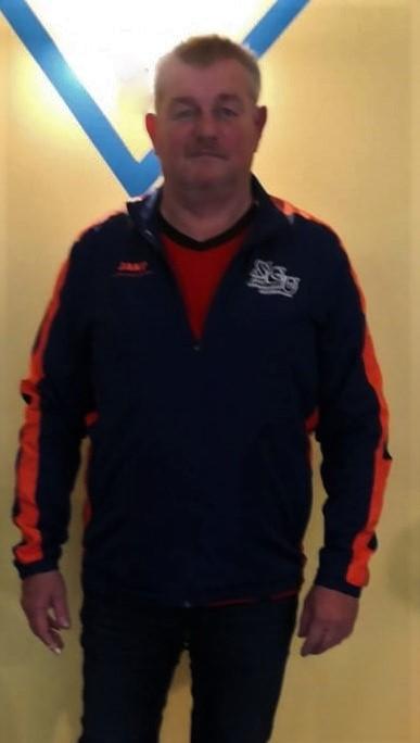 Erwin Stachel kegelte beim Sieg des SGE-Mixed-Teams starke 556 Holz